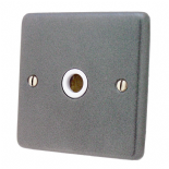 Standard Plate Pewter Flex Outlet Plates